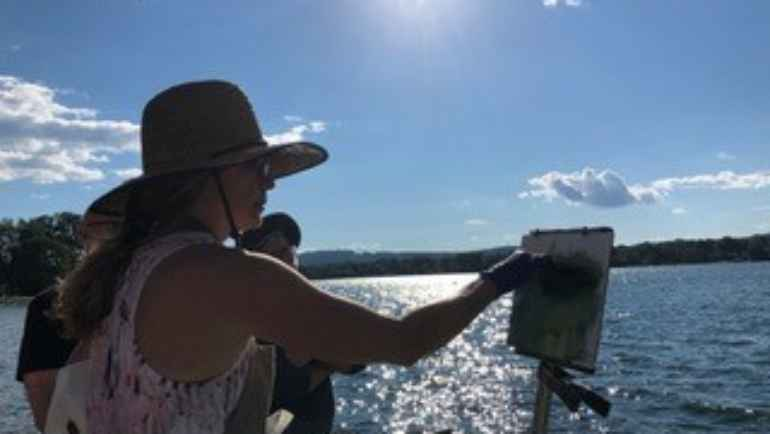 Plein Air Painting with Georganna Lenssen